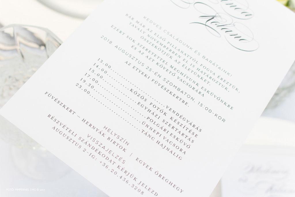 Füvészkert Mini Collection – 03-White Lady