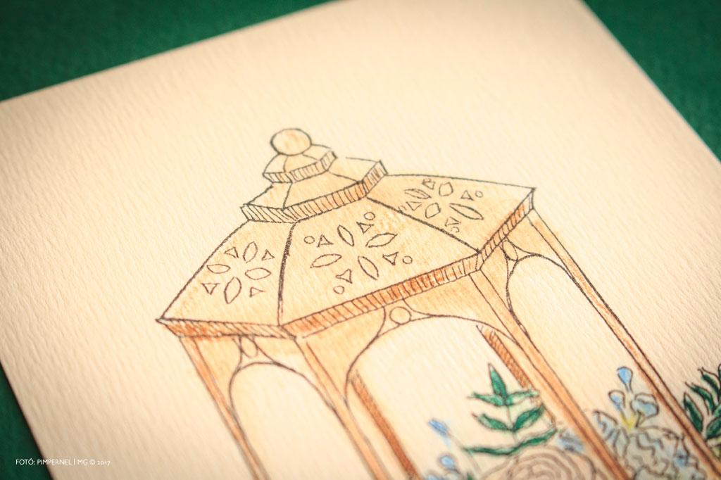 AkvarellGrafikák_No18_Fenyo+Krém_B-Pagoda_01.indd