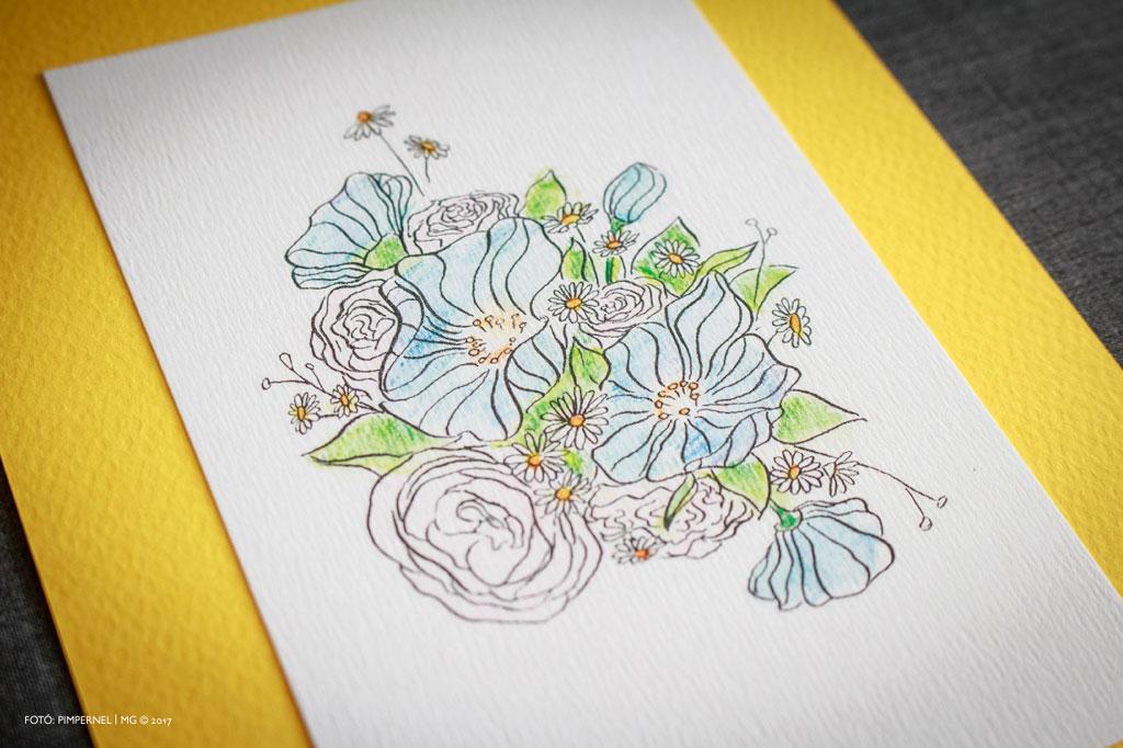 AkvarellGrafikák_No52_Sárga+Fehér_D-Csokor_01.indd