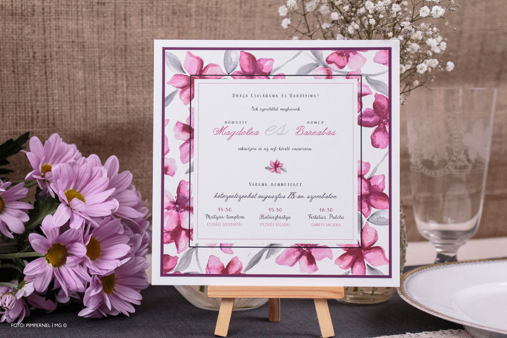 Floral Simplicity Collection