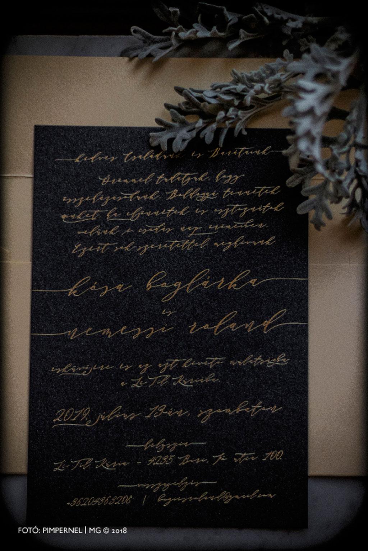 Noire Écriture Collection – Élégamment Edition