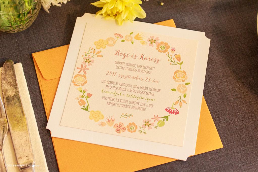 Just Lovely Collection – esküvői meghívó