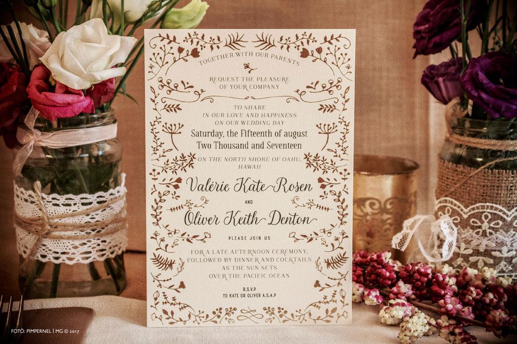 La Romance Floraison Collection