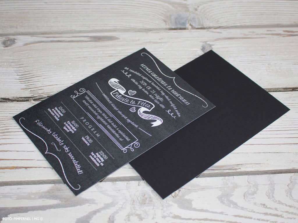 Chalkboard Wedding Collection