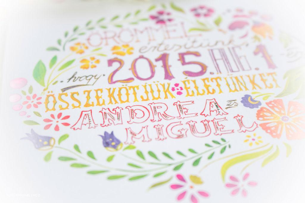 Haute Couture Collection – bélelt borítékos esküvői meghívó