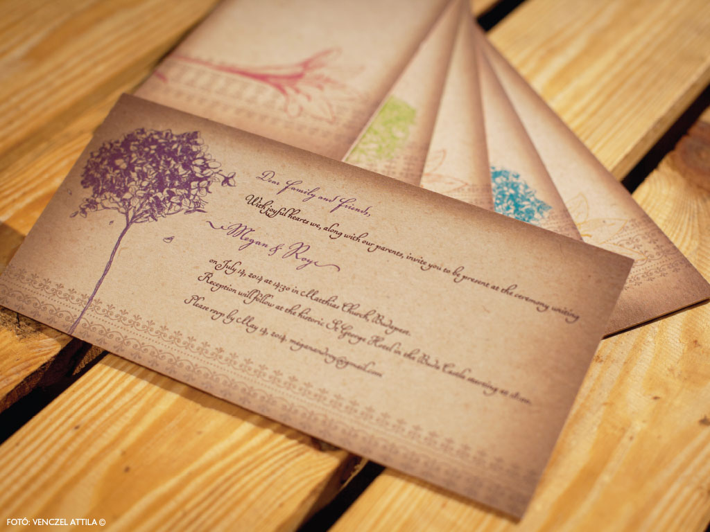 Rustic Flowers Collection