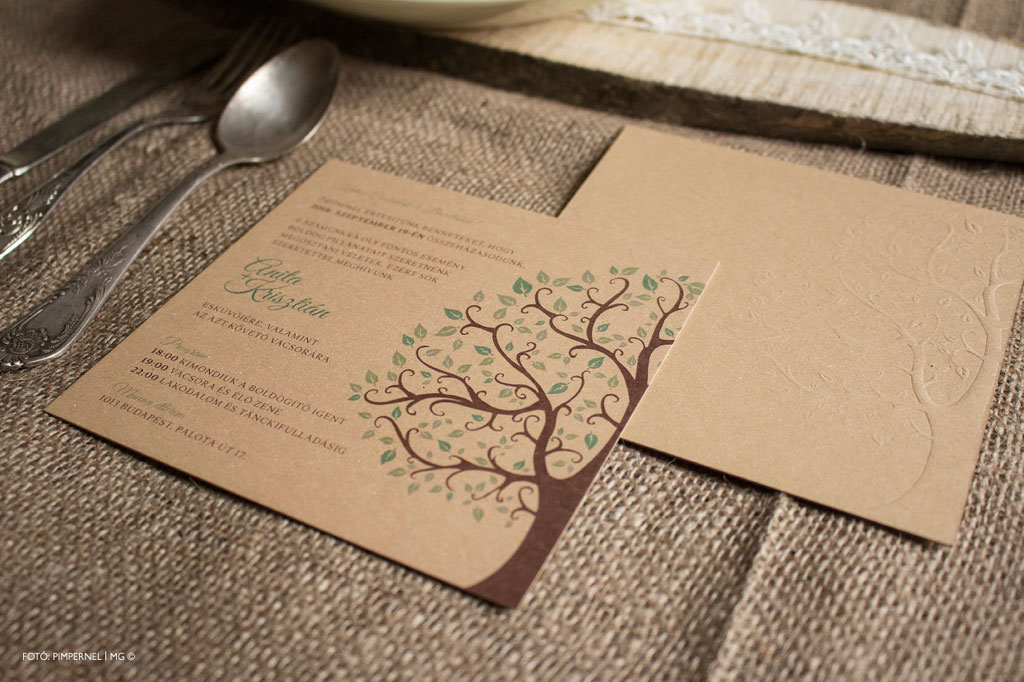 Tree of Love 3 – Cardboard Collection – Kraft Edition