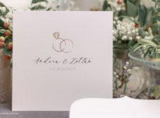 #esküvői meghívó #aranyozott meghívó #meghívó