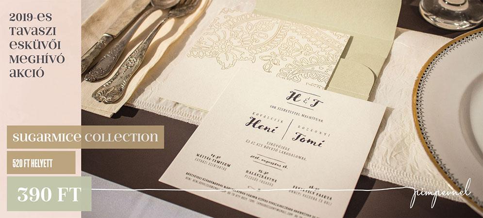 c8ff5dd937 Esküvői meghívók és kiegészítők |Pimpernel.hu