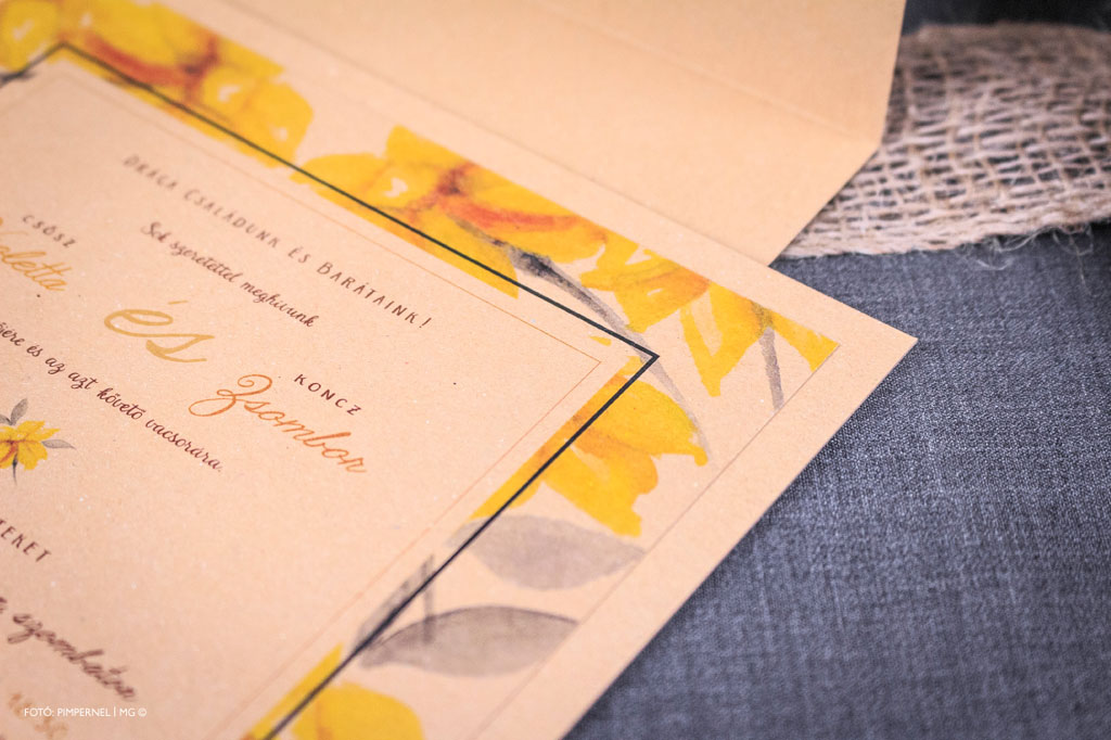 Floral Simplicity Collection – Kraft Edition